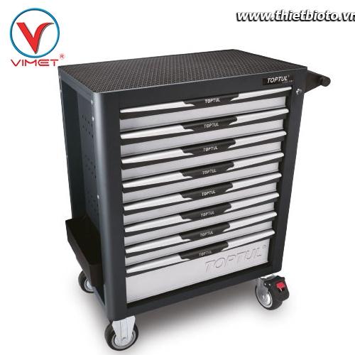 Tủ đồ nghề 8 ngăn 322pcs Toptul GV-32203